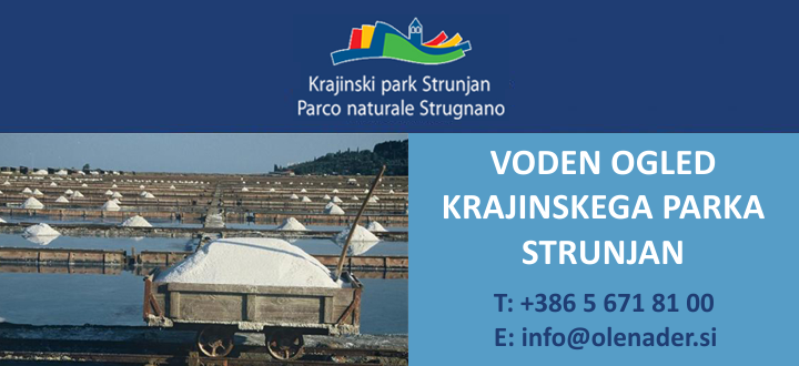 Ogled krajinskega parka Strunjan